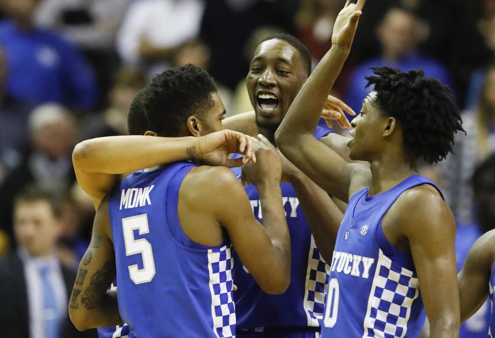 Malik Monk And De Aaron Fox Usa Today All Americans: Kentucky Takes Over The NBA Draft Tonight!