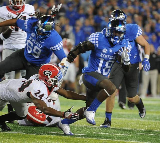 UK-South Carolina FB11