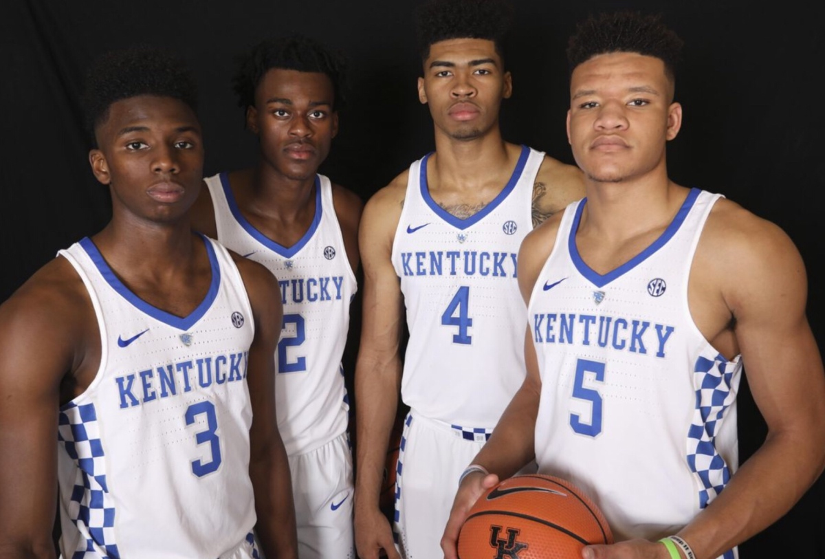 "WATCH: Episode 4 of ""Inside the Madness"" behind the scenes of Kentucky Men's Basketball"