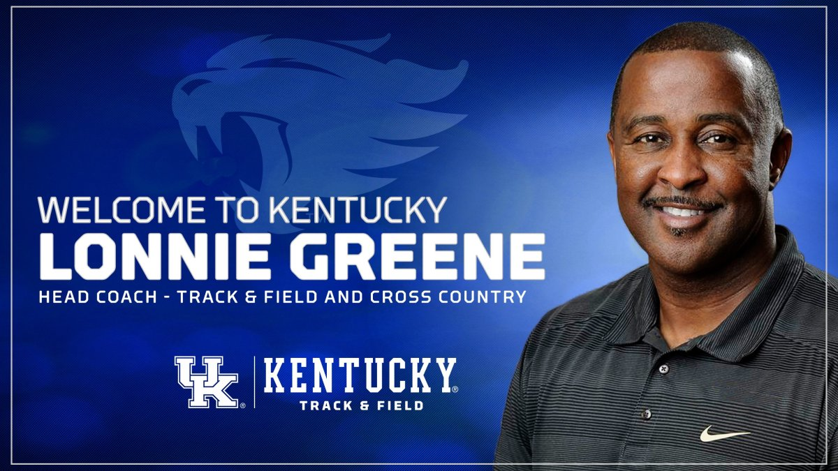 Greene Announced As Head Coach For Uk Track And Field