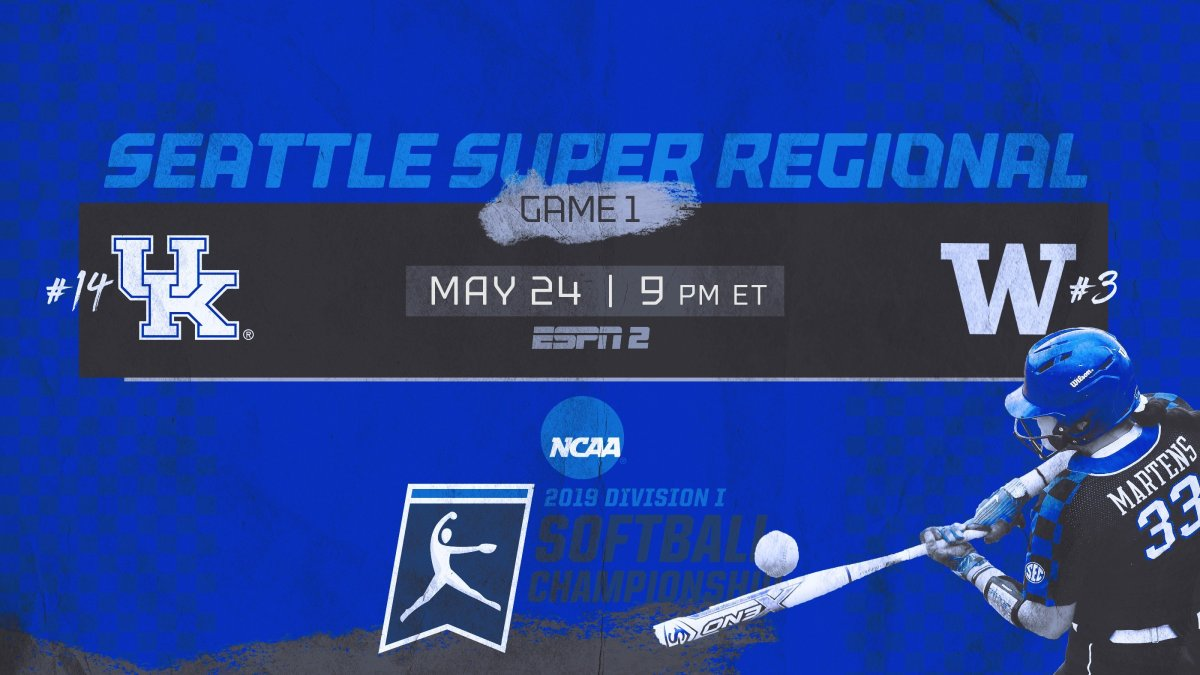 Super Regionals: Kentucky vs Washington